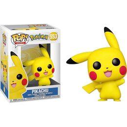 Boneco-Funko-Pop-Anime-Pokemon-Pikachu-Waving-553